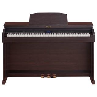 Roland HP601 Digital Piano, Contemporary Rosewood Main