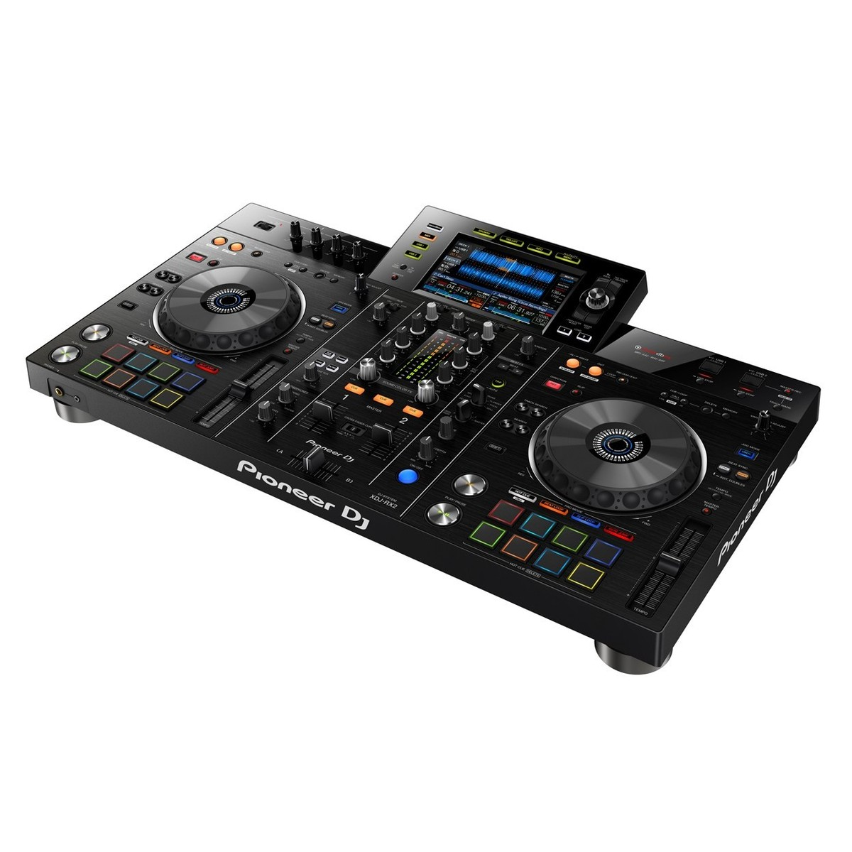 Dj Ganyani Sazobuya 2: Pioneer DJ XDJ-RX2 All-In-One DJ Controller At Gear4music
