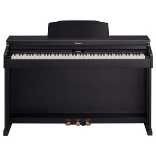 Roland HP601 Digital Piano, Contemporary Black 1
