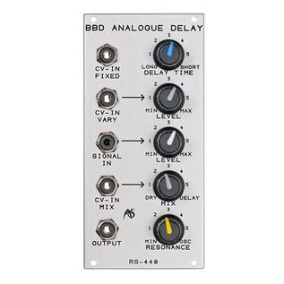 Analogue Systems RS-440 Analogue Delay Module Main