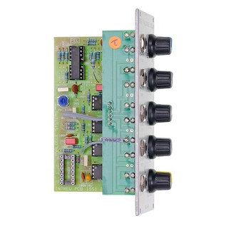 Analogue Systems RS-440 Analogue Delay Module Side
