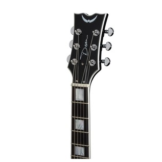 Shire Semi-Hollow Electric Guitar, Classic Black