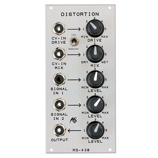 Analogue Systems RS-430 Distortion Module Main
