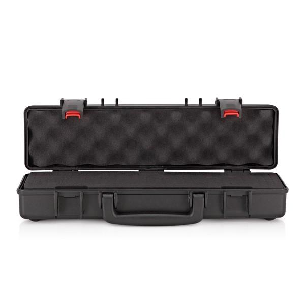 Heavy Duty Case with Pick Foam by Gear4music, 405 x 96 x 73mm