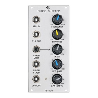 Analogue Systems RS-400 Phaser Module Front