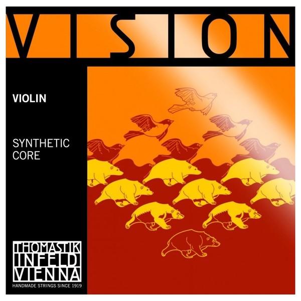 Thomastik Vision Violin E Strings 1/8