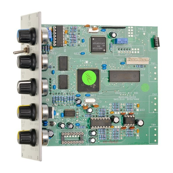 Analogue Systems RS-390 Echo Module Side