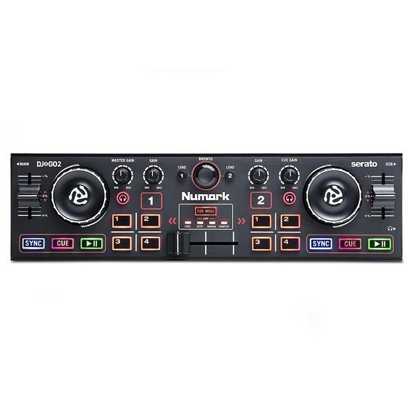Numark DJ2GO 2 DJ Controller - Top