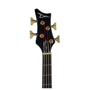 Edge Pro Bass Guitar, Tiger Eye