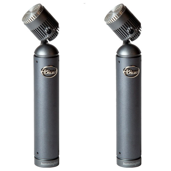 Blue Microphones Hummingbird Condenser. Buy One, Get One Free - Bundle