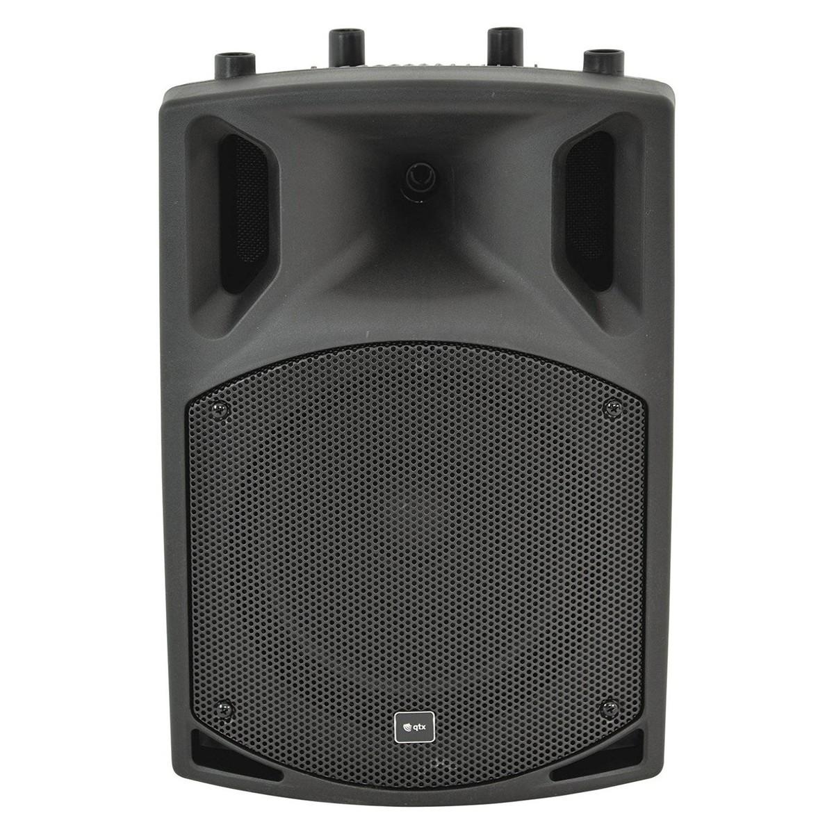 QTX QX10BT Active Speaker with Bluetooth - B-Stock  c745c69bc6d6c