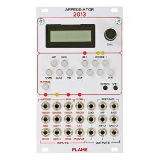 Flame 2013 Arpeggiator 1
