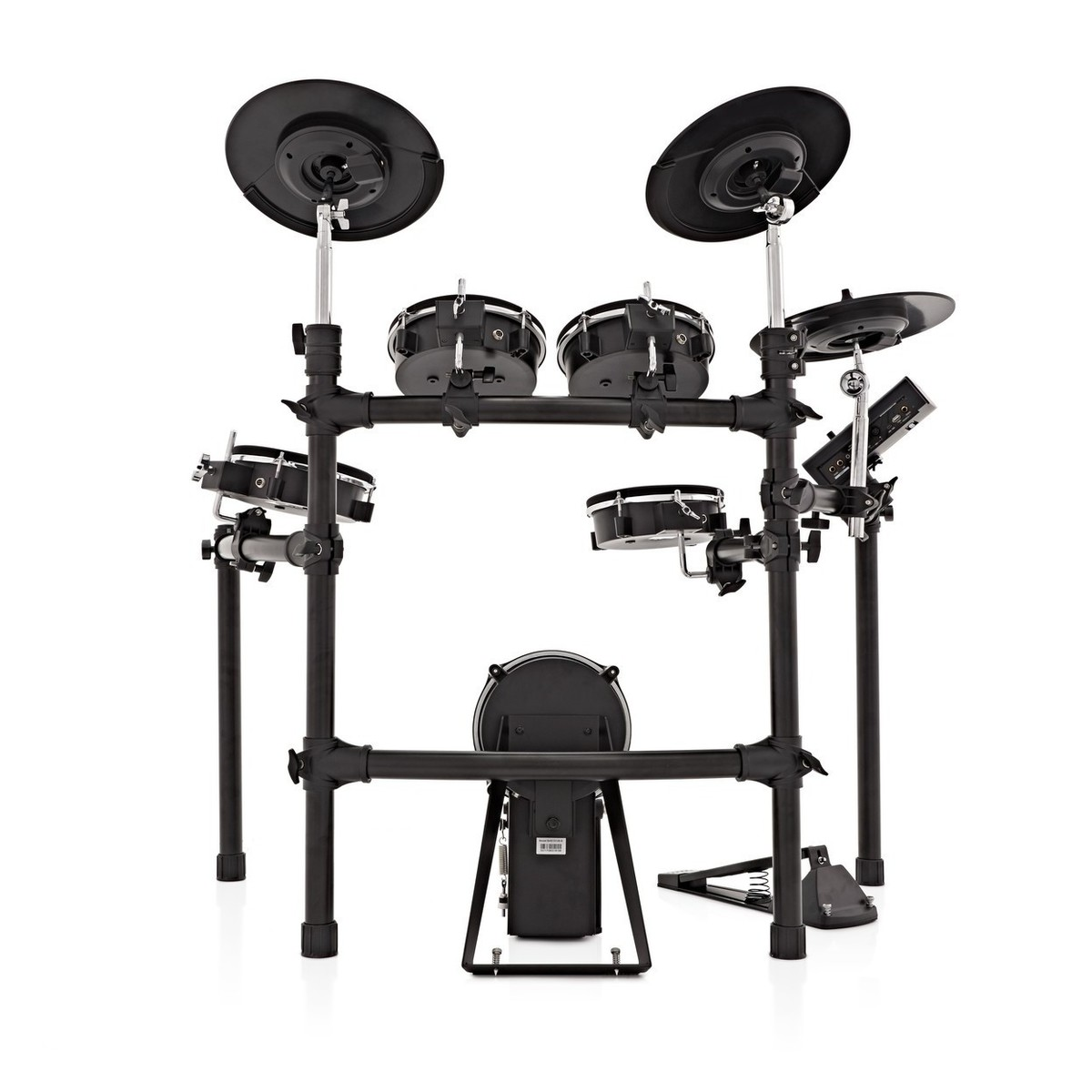digital drums 470x mesh electronic drum kit package deal at gear4music. Black Bedroom Furniture Sets. Home Design Ideas