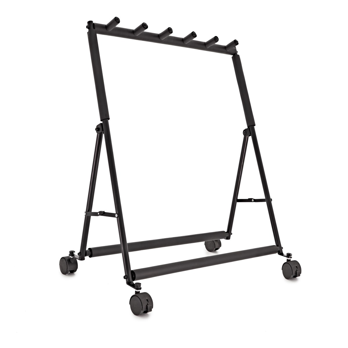 5 x guitar rack stand by gear4music at gear4music