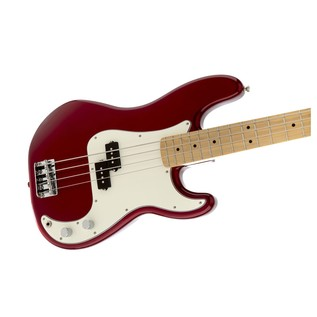 Fender Standard Precision Bass, MN, Candy Apple Red