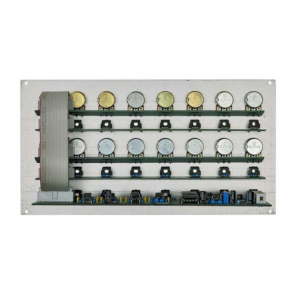 Analogue System RS-375 Harmonic Generator Rear