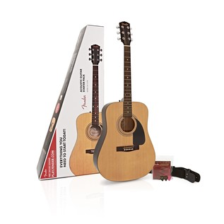 Fender FA-115 Dreadnought Pack, Natural