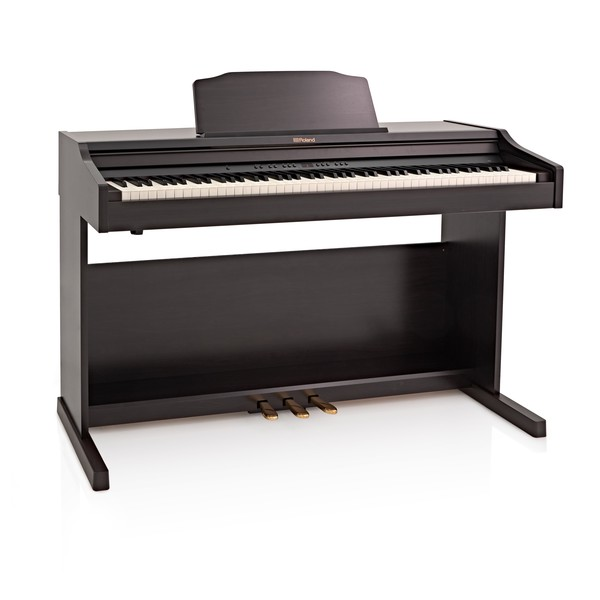 Roland RP501R Digital Piano, Contemporary Rosewood