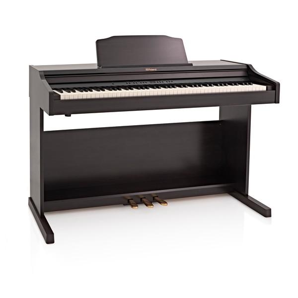 Roland RP501R Digital Piano, Contemporary Rosewood