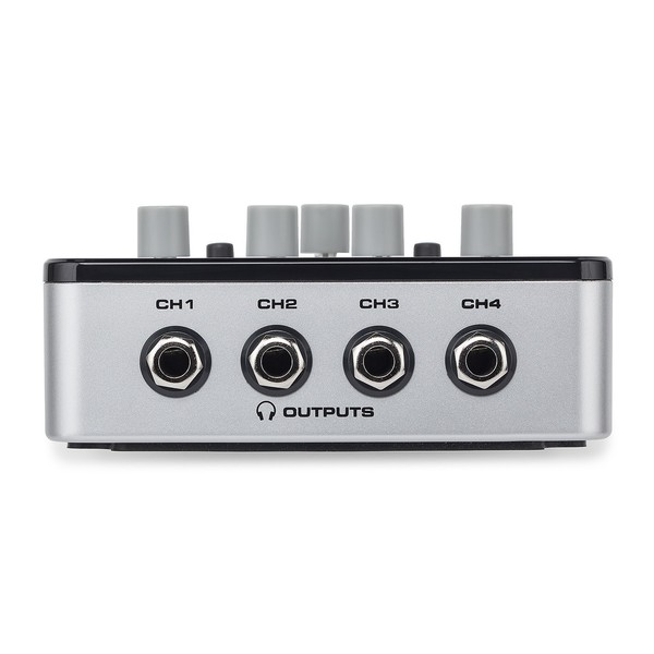 Samson QH4 4-Channel Headphone Amp 3