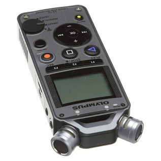 Olympus LS-12 Recorder - Angled 2