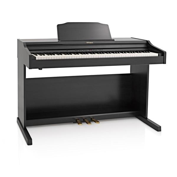 Roland RP501R Digital Piano, Contemporary Black
