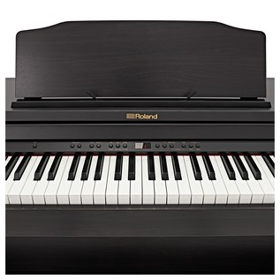 Roland RP501R Digital Piano, Contemporary Black