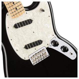Fender Mustang, MN, Black