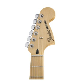 Mustang Electric Guitar, MN, Black