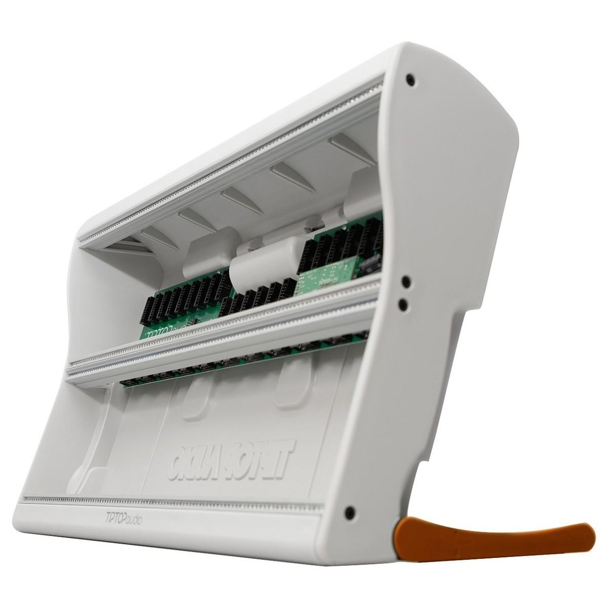 Tiptop Audio Mantis 20x20HP Eurorack Case, Orange