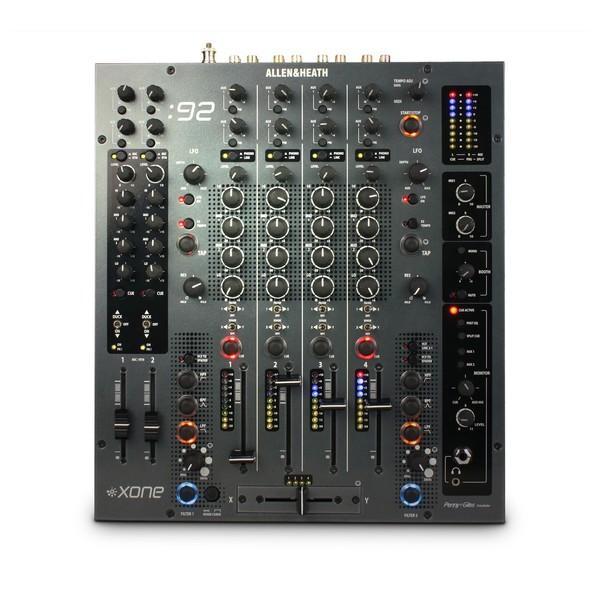 Allen & Heath XONE:92 6 Channel Club & DJ Mixer Main