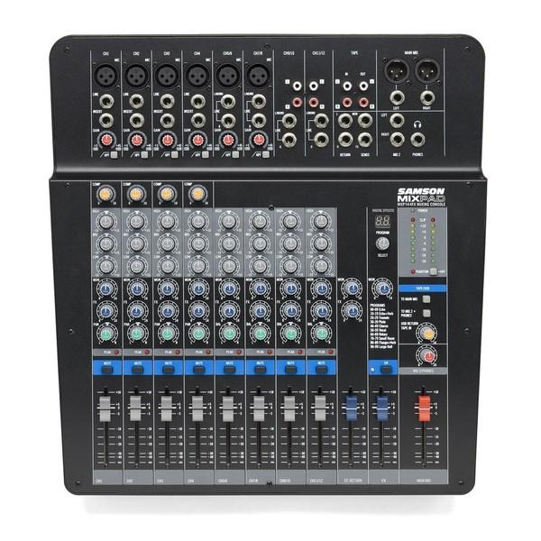 Samson MixPad MXP144FX Mixer 1