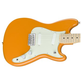 Fender Duo-Sonic Electric Guitar, Orange