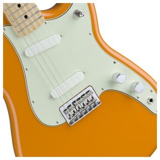 Fender Duo-Sonic, MN, Capri Orange