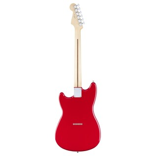 Fender Duo-Sonic Electric Guitar, MN, Red