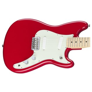 Fender Duo-Sonic Electric Guitar, Torino Red