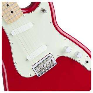 Fender Duo-Sonic, MN, Torino Red