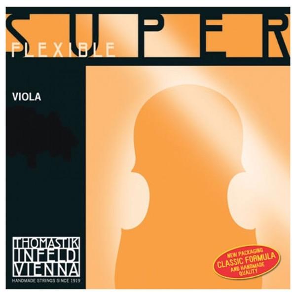 Thomastik SuperFlexible Viola G String, Silver Wound 4/4
