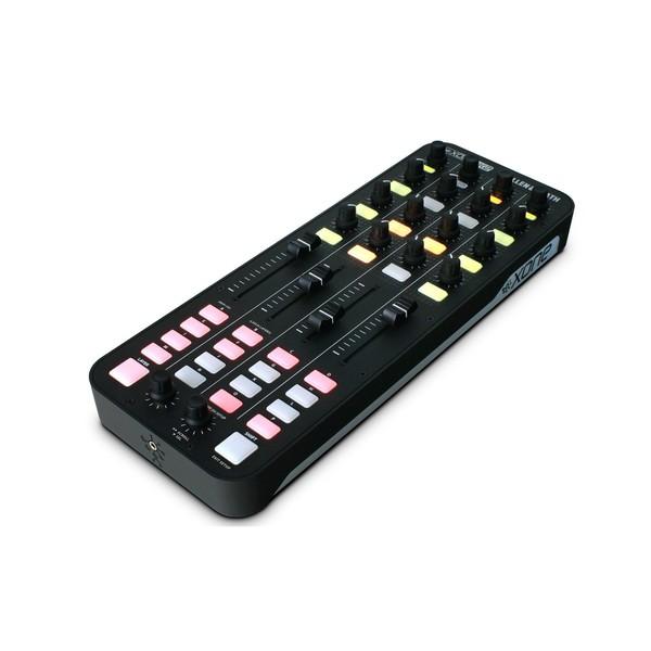 Allen & Heath Xone K2 DJ MIDI Controller Angle