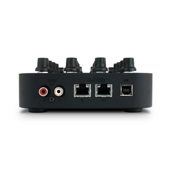 Allen & Heath Xone K2 DJ MIDI Controller Ports