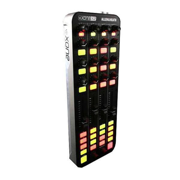 Allen & Heath Xone K2 DJ MIDI Controller Lights