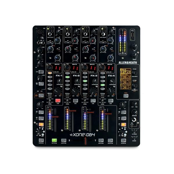 Allen & Heath XONE:DB4 Digital DJ FX Mixer with Four FX Engines Main