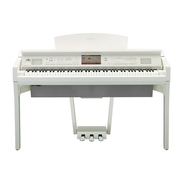 Yamaha CVP709 Piano Front