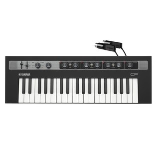 Yamaha reface CP Stage Electric Piano, MD-BT01 Bluetooth MIDI Adaptor - Bundle