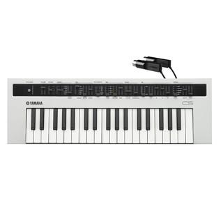 Yamaha reface CS Synthesizer With Free MD-BT01 Bluetooth MIDI Adaptor - Bundle