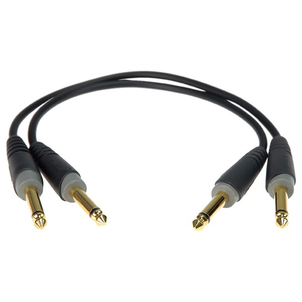 Klotz Patch Cable Set, 0.3m