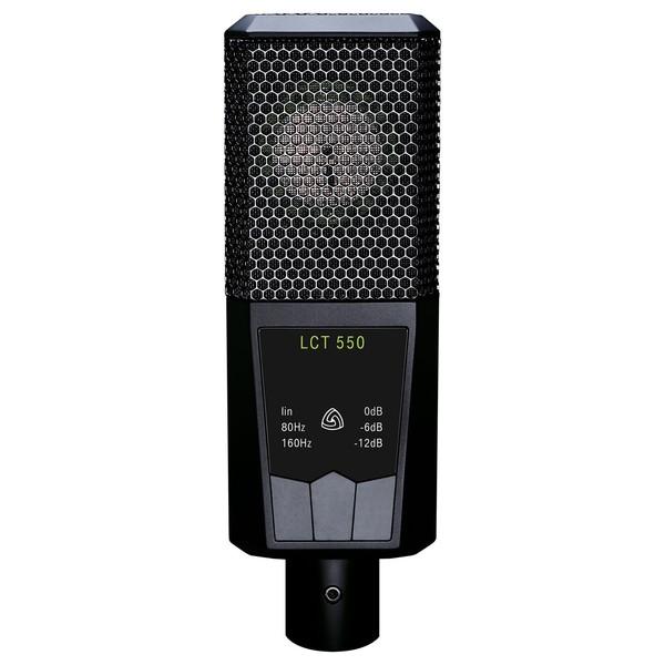 DISC Lewitt LCT 550 Condenser Microphone | Gear4music
