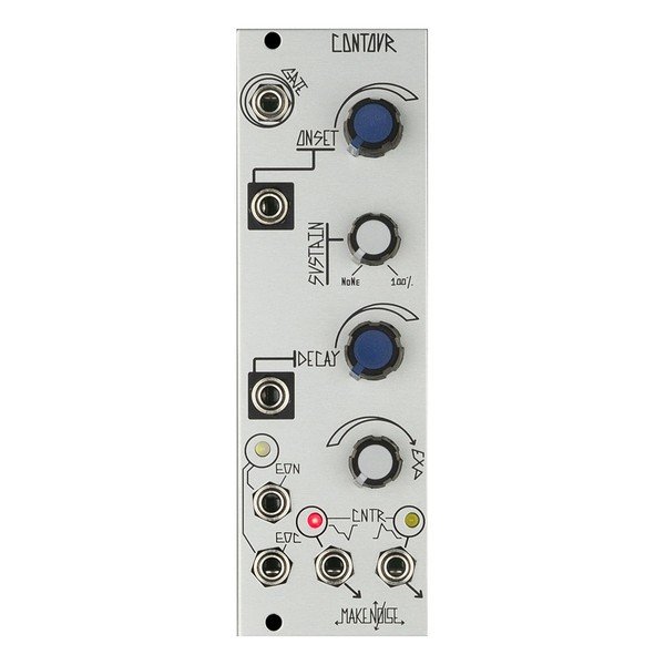 Make Noise Contour 4 Stage Function Generator Front