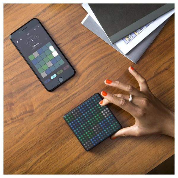 ROLI Lightpad M Controller - Lifestyle