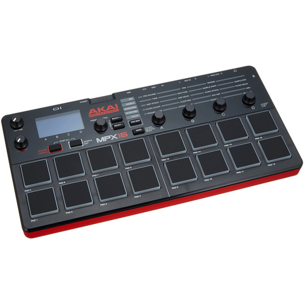 Akai MPX16 Sample Recorder and Player
